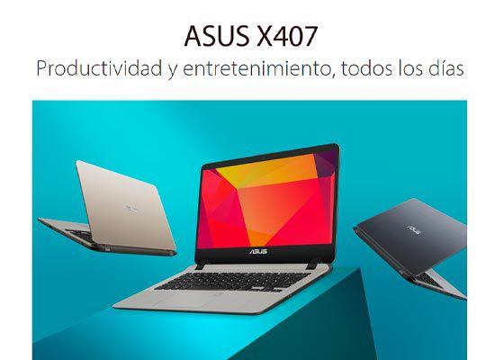 Asus X407