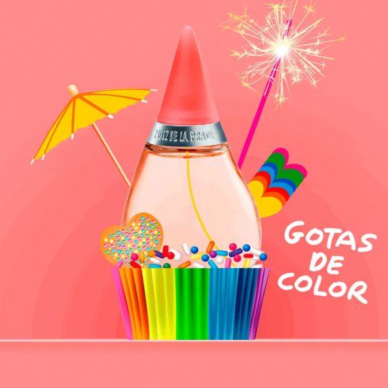 Agatha ruiz de la Prada,  Gotas de color, Agatha,  mujer, perfume, colonia,
