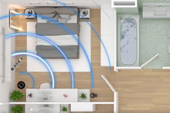 area aire ventilador