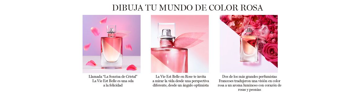 Lancome, lancôme, la vida es bella, la vie est belle, la vi est belle, fragancia, fragancia lancome, perfume, perfume lancome, nuevo perfume lancome, la vie est belle rose