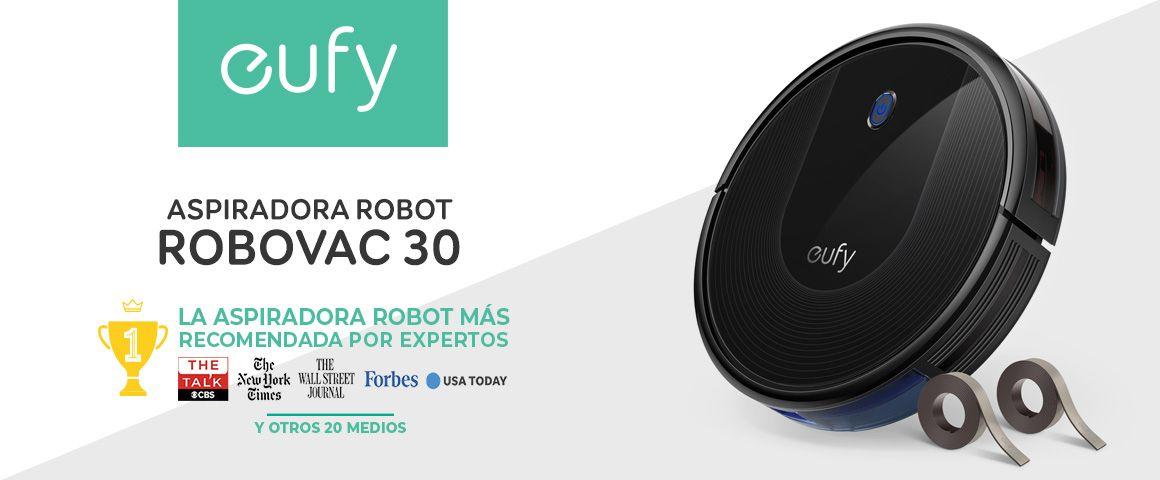 Aspiradora Robot Inteligente Robovac 30 / R500