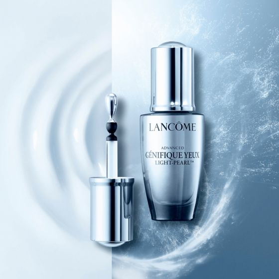 Lancome, Lancôme, Advance, Genifique, Light, Pearl, Serum, Advanced, contorno de ojos, tratamiento anti edad