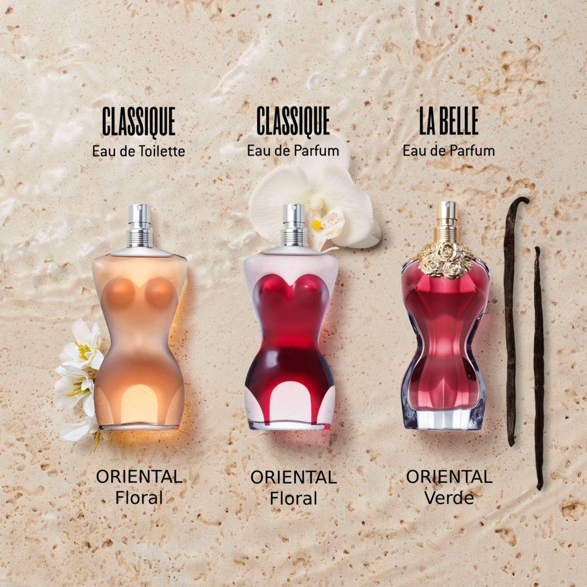 La Belle, Classique, Jean Paul gaultier, perfume, mujer, women, colonia, fragancia