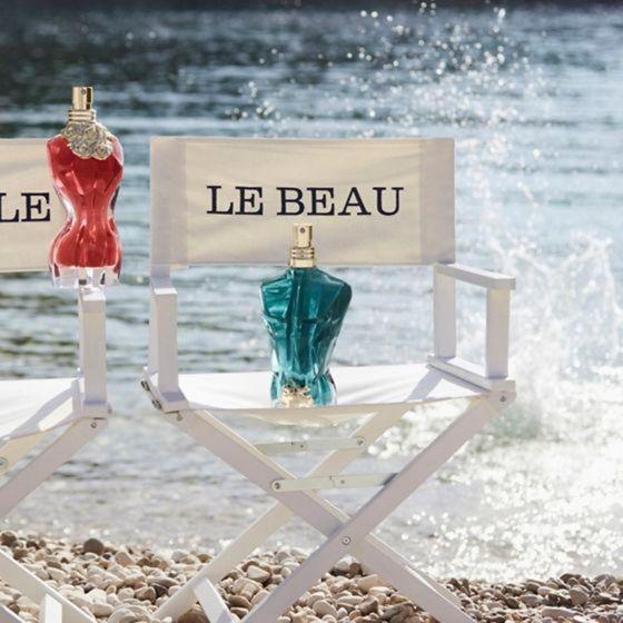 Le Beau, Le Male, jean paul gaultier, hombre, men, masculino, perfume, fragancia, colonia