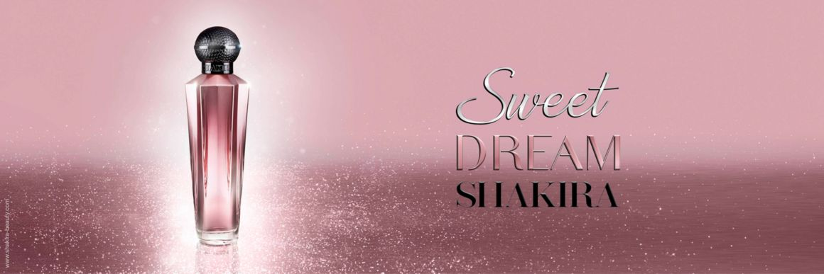 Sweet Dream, shakira, mujer, perfume, women, ella, edt, fragancia, colonia