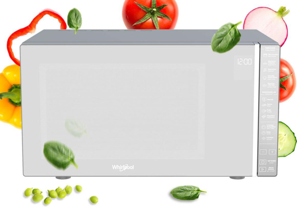 Opciones con verduras, frutas, postres y sopas con un sabor exquisito.