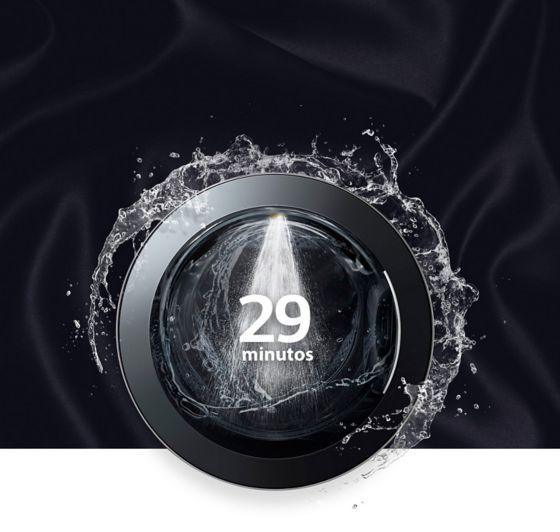 lava tu ropa en 29 minutos