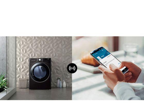 su secadora se ha vuelto más inteligente.