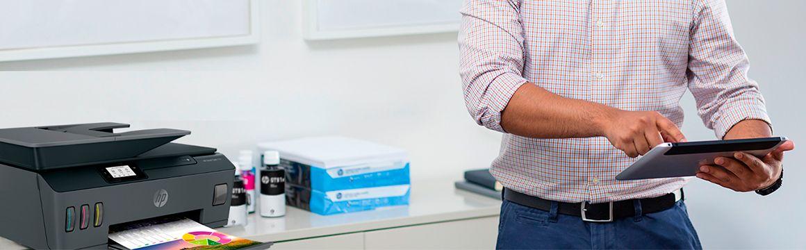 Impresión móvil con HP Smart App