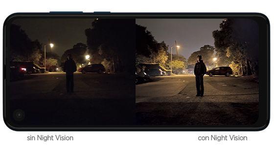 Cámara Motorola One Vision