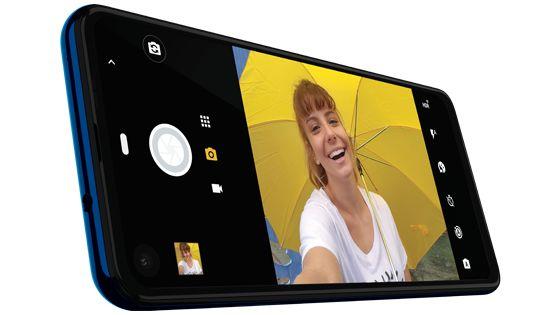 Cámara Selfie Motorola One Vision