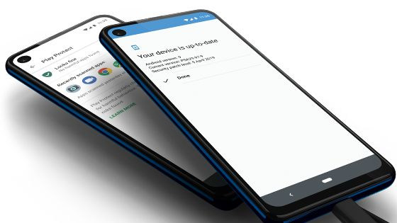 AndroidOne: seguro y actualizado