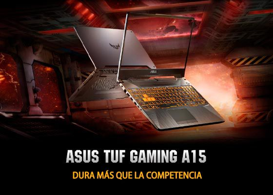 Intro ASUS A15