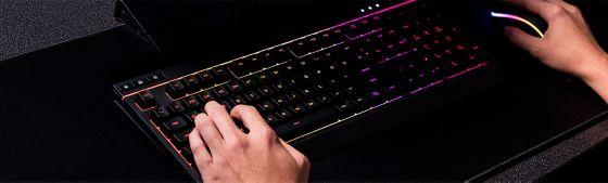 teclas silenciosas, hyperx, teclado, gaming
