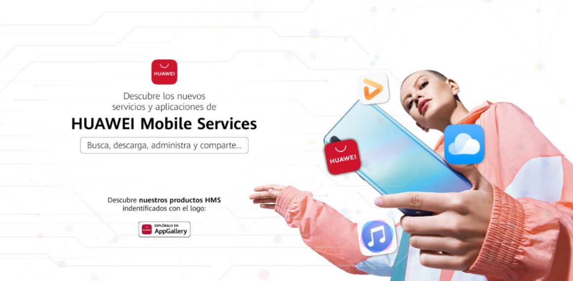 Productos Huawei Mobile Services