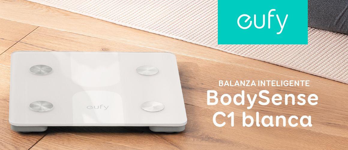 Balanza inteligente C1 Blanca