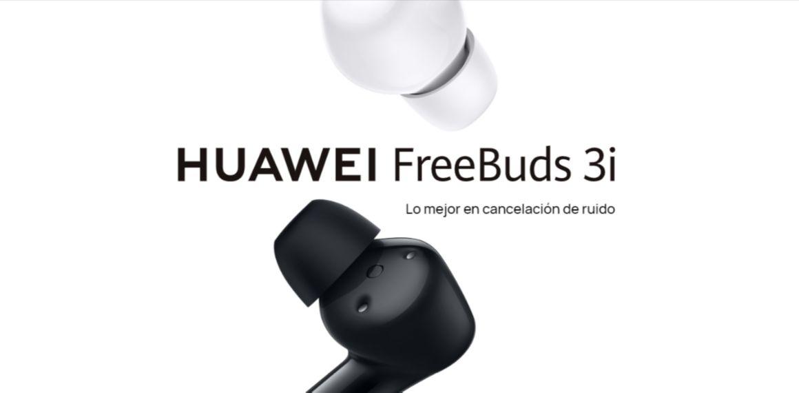 audífonos bluetooth freebuds 3i huawei