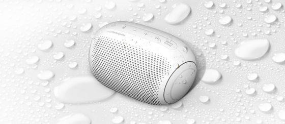 IPX5 protege contra el polvo y las salpicaduras de agua.