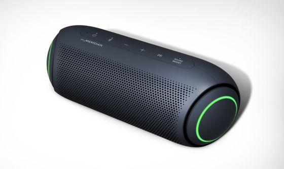 Nuevo parlante Bluetooth LG XBOOM Go