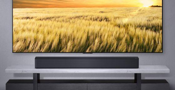 Barra de sonido con sincronización Inalámbrica con TV
