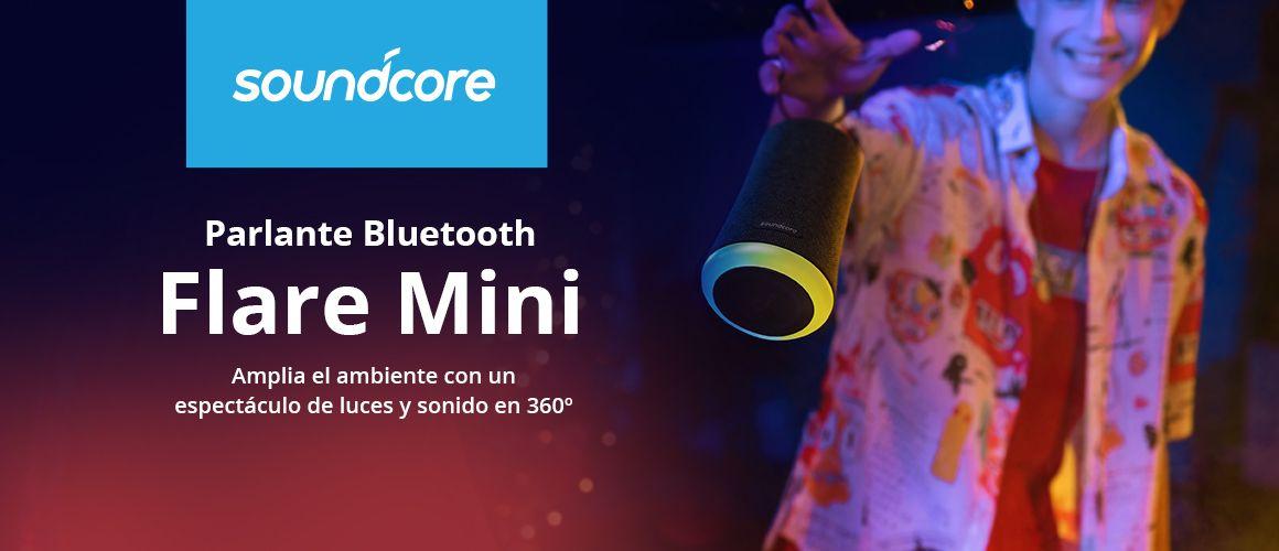 Parlante Bluetooth Flare mini