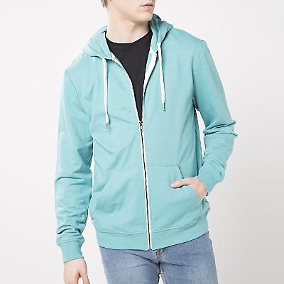 Camisa Full Zipper Básico