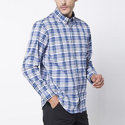 Camisa Regular Cuadros
