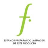 Florero Tubo Aluminio Tallado 27 cm