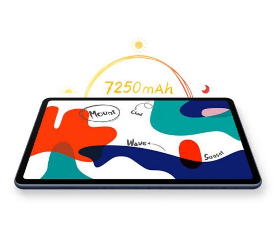 Mantente coenctado con la batería de la tablet matepad de huawei