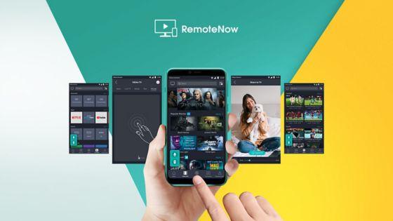 HISENSE TV Convierte tu teléfono móvil en tu control remoto