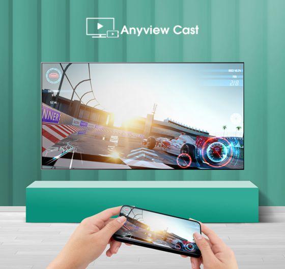 HISENSE TV Compartir contenido en el TV