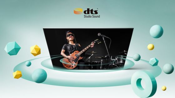 HISENSE TV Virtual surround sound