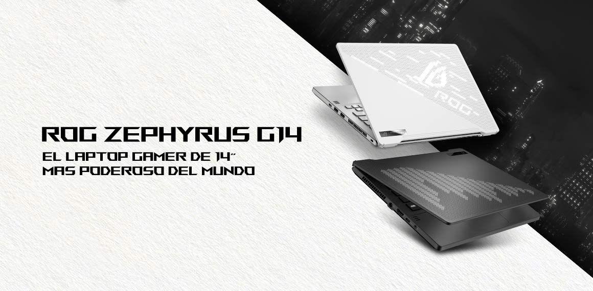 ROG Zephyrus G14 Intro