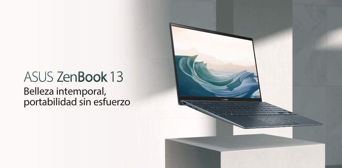 Banner Intro ASUS ZenBook UX325