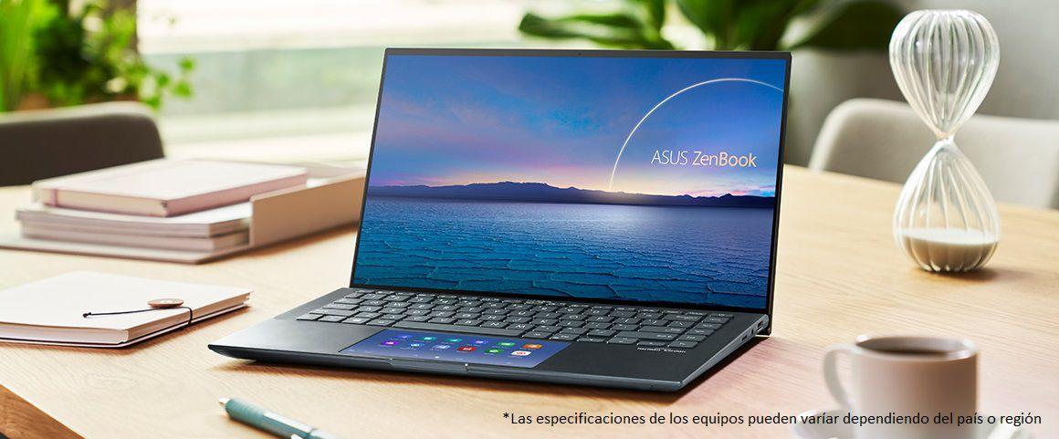 Banner Cierre ASUS ZenBook UX435