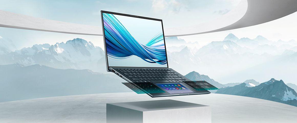 Banner Intro ASUS ZenBook 14 UX435