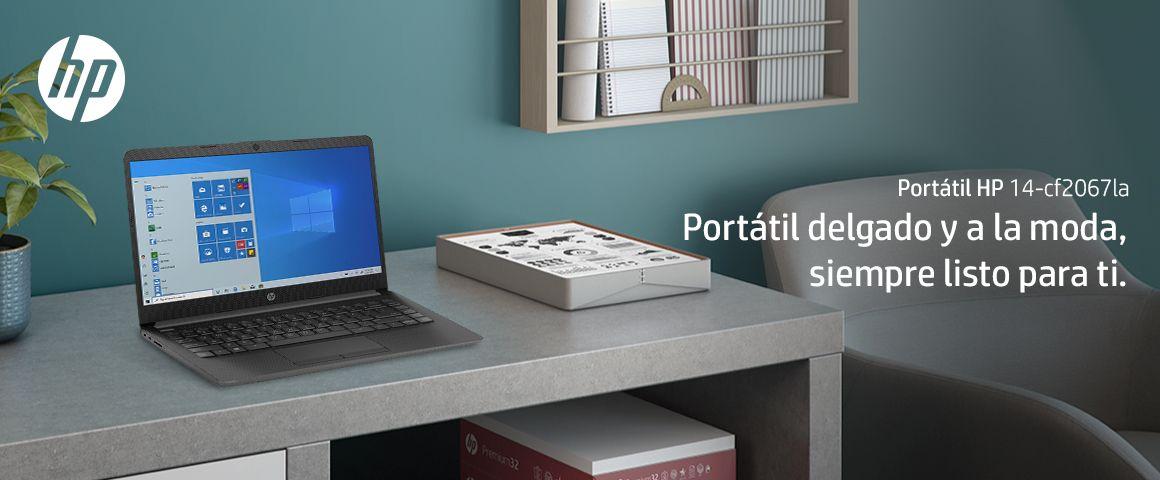 Portátil HP 14-cf2067la