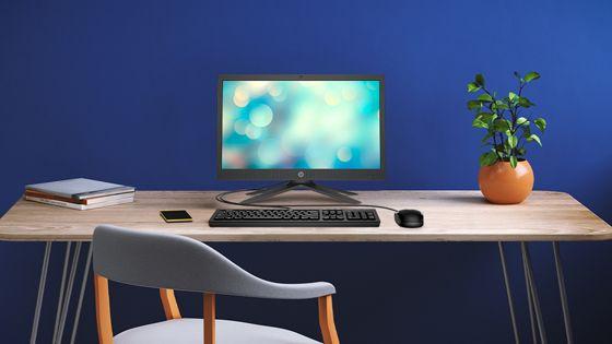 All-in-One HP 21-b0001la, innovación inteligente