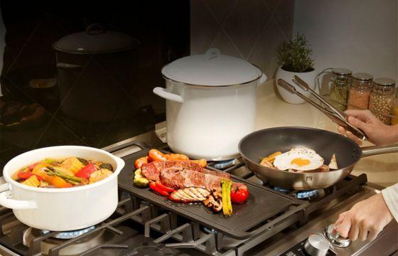Cocine rápido con LG