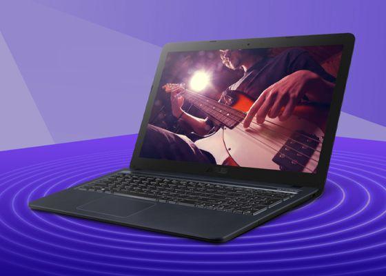Asus Portátil Asus X543NA 15.6 pulgadas Celeron 4GB 500GB HDD -  Falabella.com