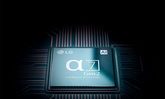 imagen más detallada y un sonido realmente envolvente con LG TV