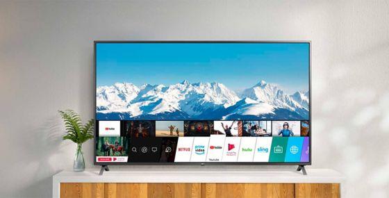 TV LG UHD