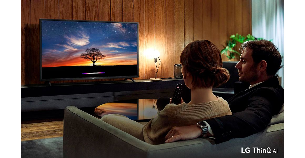 Inteligencia Artificial con TV LG
