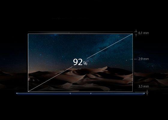 Pantalla NanoEdge Zenbook UX 433