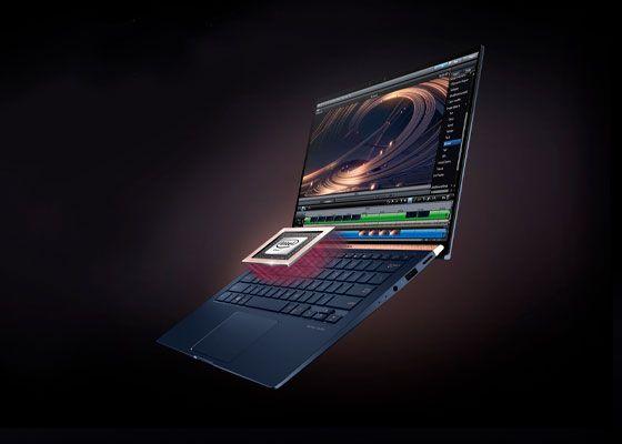 Rendimiento UX 433 Zenbook Intel