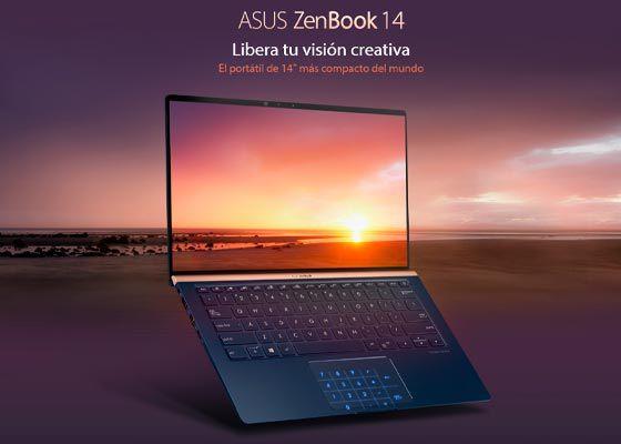 Zenbook UX433 14 pulgadas