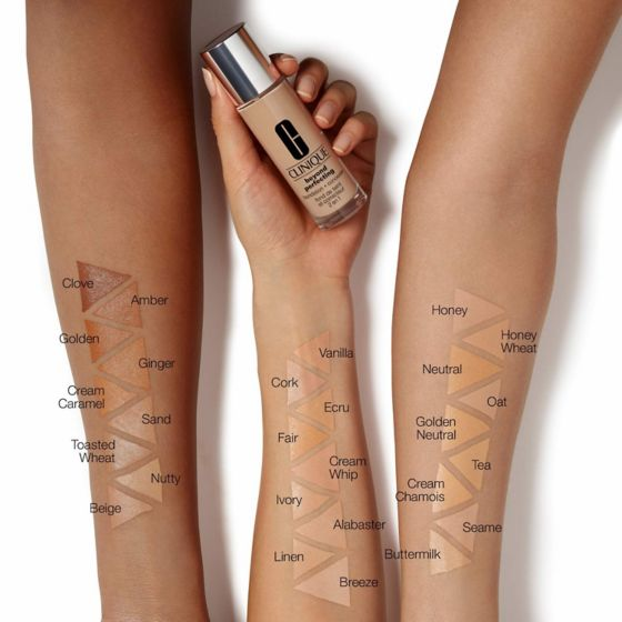 Tonos Disponibles, Beyond Perfecting Foundation, Base de maquillaje, Base corrector