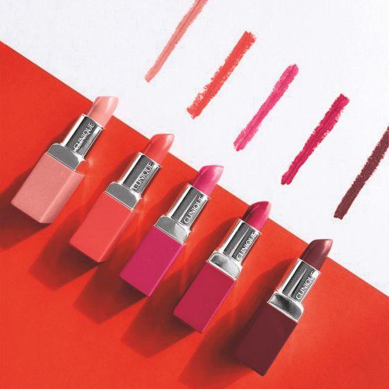 Clinique Pop, Labios con color, maquillaje para labios, colores