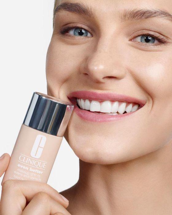 Base de maquillaje Clinique desarrollada por dermatólogos