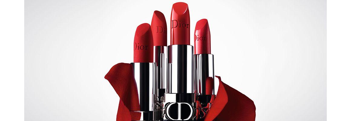 Dior, Christian Dior, Rouge Dior, Labiales, Labios, barra de labios, pintalabios, Roug, Chanel, YSL, Lancome